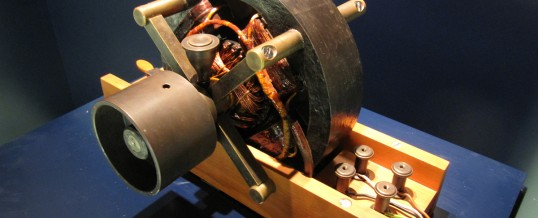 Tesla's Induction Motor: Functional Replica
