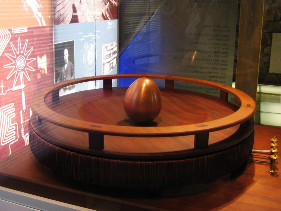 Tesla's Egg of Columbus