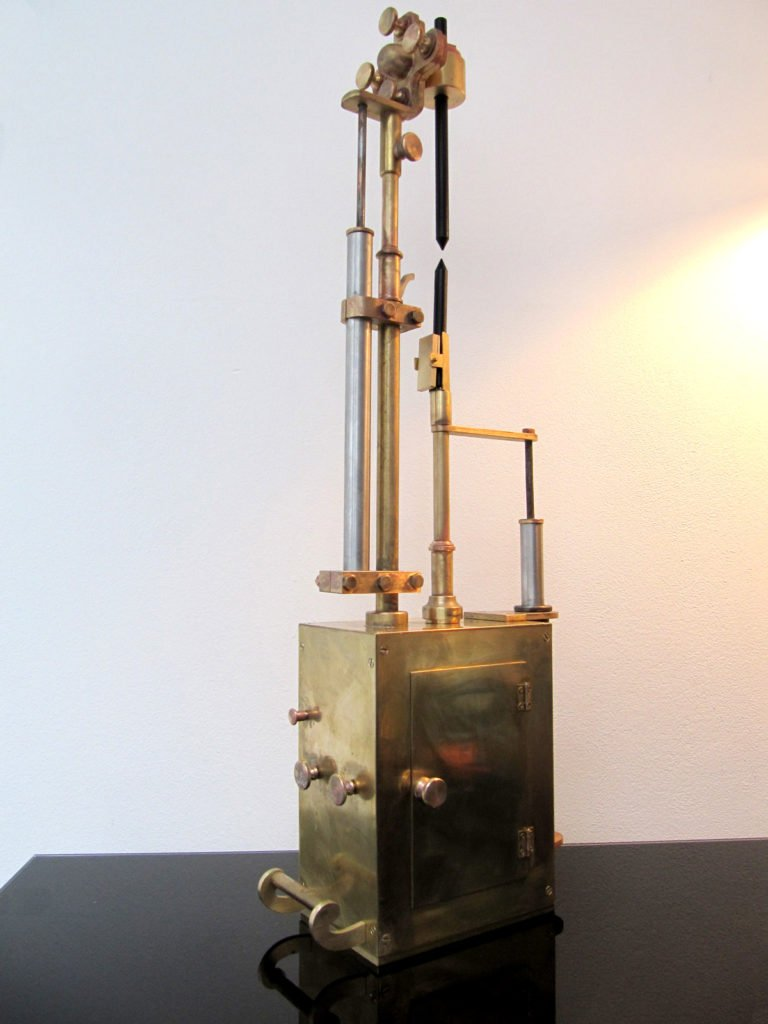 Replica of Davy's Arc Lamp | RT17