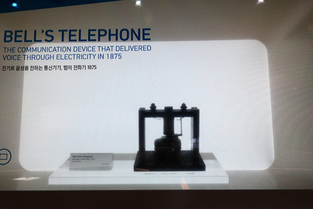 Bell's Telephone | RT17